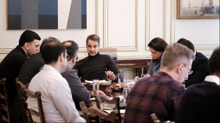 Κοροναϊός: Νέα σύσκεψη στο Μαξίμου - newsique.gr